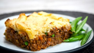 Meatless Shepherd's Pie